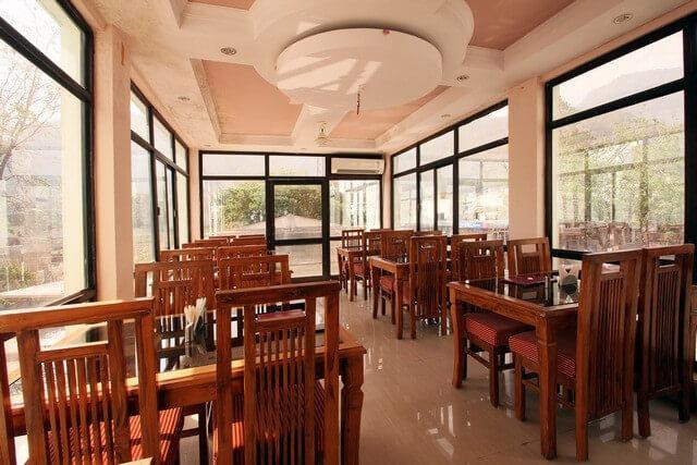 Dining Hall Rishikesh Yog Darshan