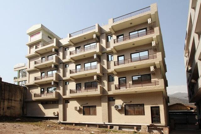 hotel leisure palace rishikesh yog darshan