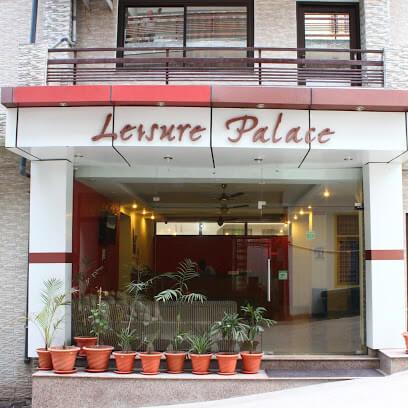 hotel leisure palace rishikesh